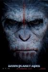 Úsvit planéty opíc film poster