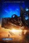 Valerian a mesto tisíce planét film poster
