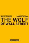 Vlk z Wall Streetu film poster