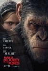 Vojna o planétu opíc film poster