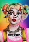 Vtáky noci a fantastický prerod jednej Harley Quinn film poster