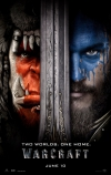 Warcraft film poster