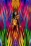 Wonder Woman 1984 film poster