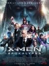 X-Men: Apokalypsa film poster