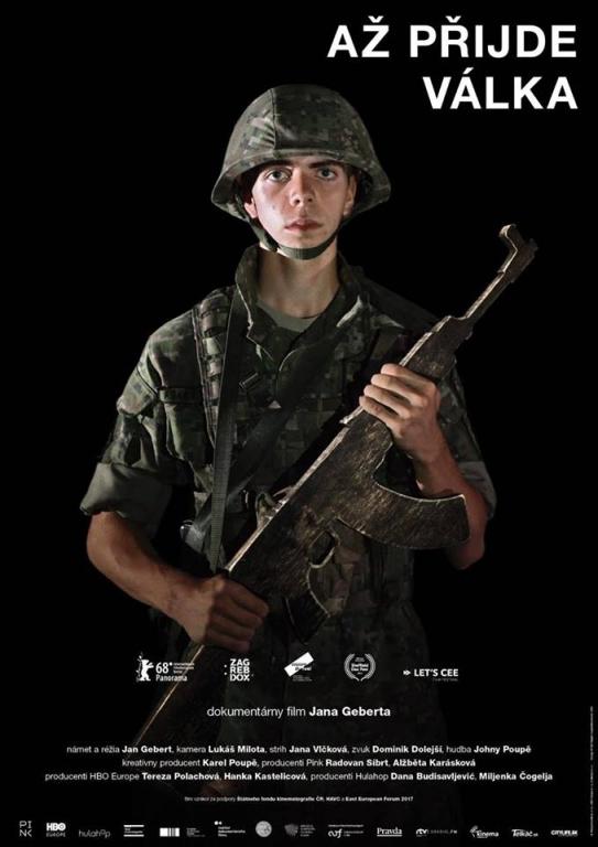 Až přijde válka film poster