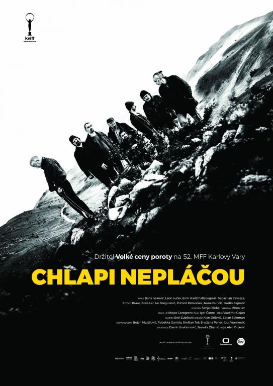 Chlapi neplačú film poster