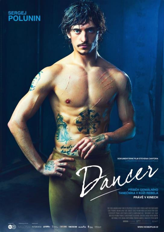 Dancer film poster