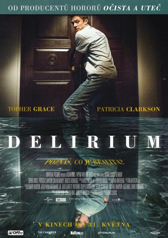 Delírium film poster