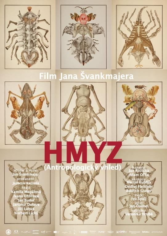 Hmyz film poster