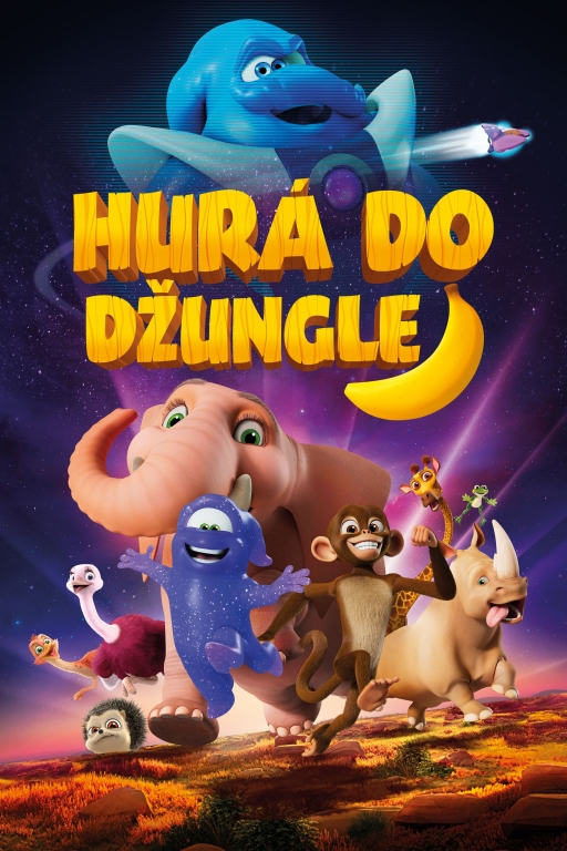 Hurá do džungle film poster