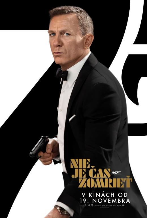 Nie je čas zomrieť film poster