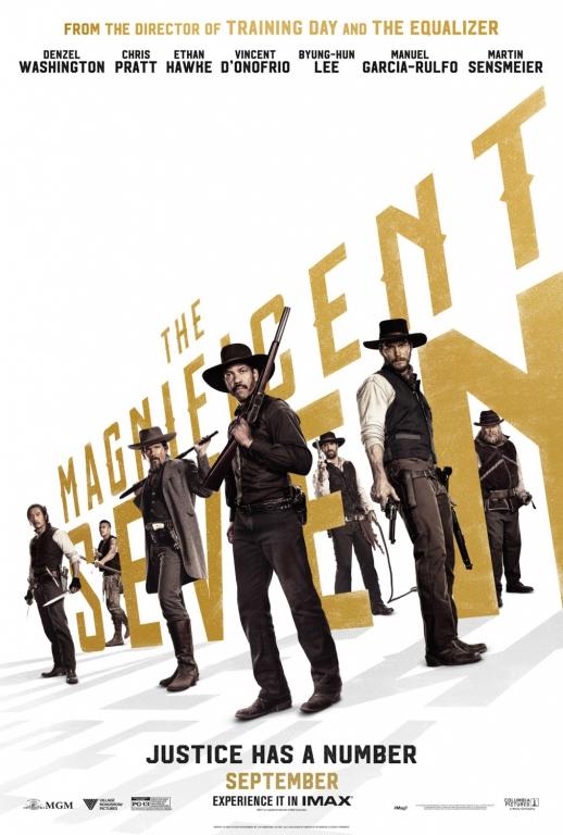 Sedem statočných (The Magnificient Seven)